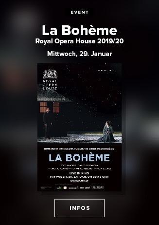Royal Opera House: LA BOHEME