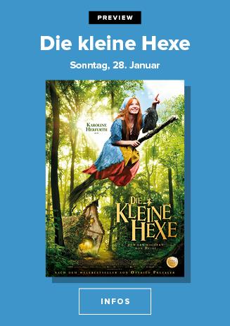 """Preview: """"Die kleine Hexe"""""""