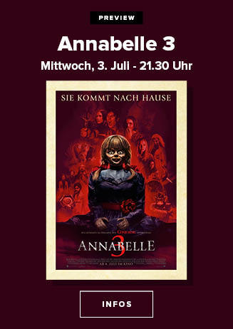 """190703 Preview """"Annabelle 3"""""""