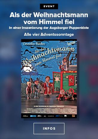 Augsburger Puppenkiste: ALS DER WEIHNACHTSMANN...