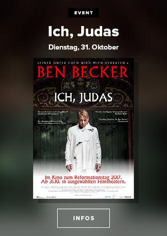 """""""Ich, Judas"""" - Ben Becker"""