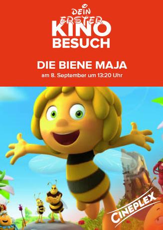 """Dein erster Kinobesuch: """"Die Biene Maja"""""""