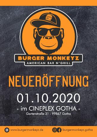 Burger Monkeyz