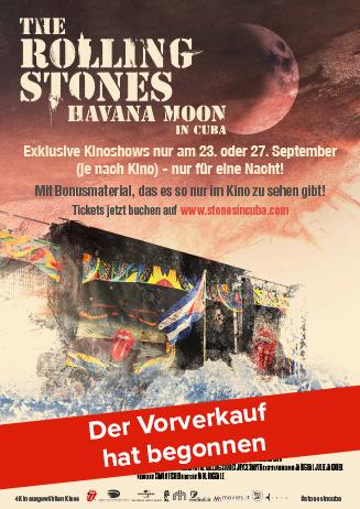 AC Rolling Stones - Havanna Moon