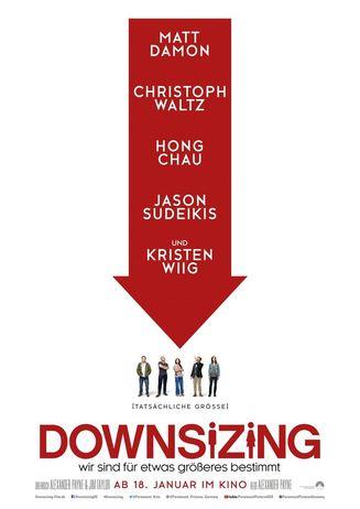 Kino für Kenner: DOWNSIZING