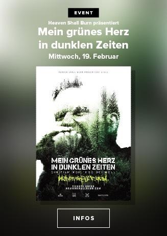 Event: Mein grünes Herz 19.2.