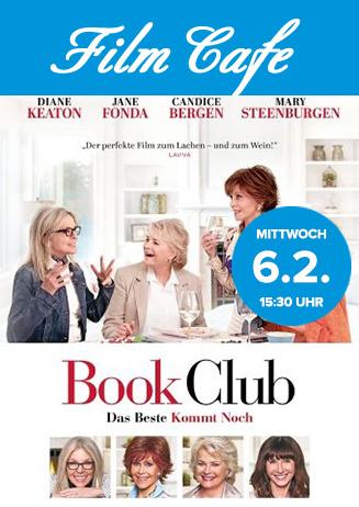 """Filmcafé: """"Book Club - Das Beste kommt noch"""""""