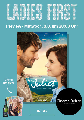 "Ladies First Preview: ""Deine Juliet"""