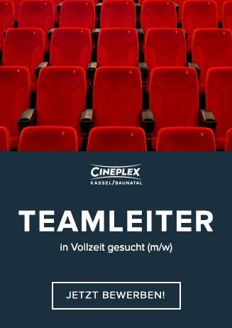 Wir suchen: Teamleiter (m/w) in Vollzeit