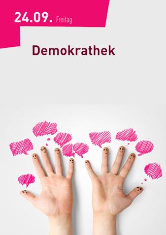 Wochen zur Demokratie - Demokrathek