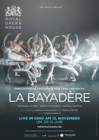 Royal Opera House: LA BAYADERE