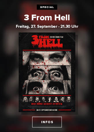 """190927 Special """"3 From Hell"""""""