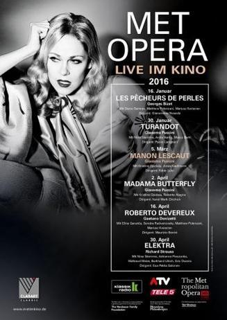 Met Opera 2015/16: Manon Lescaut (Puccini)