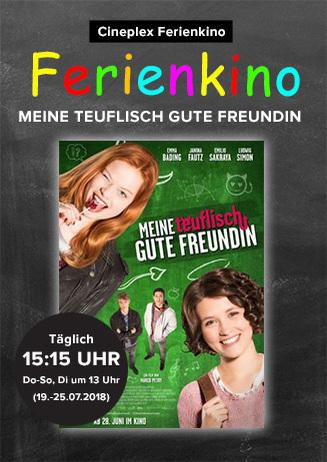 """Ferienkino: """"Meine teuflisch gute Freundin"""""""
