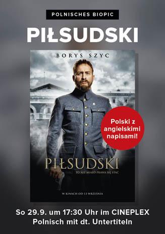 Polnischer Film: Pilsudski