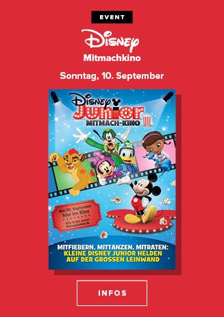 Disney Junior Mitmach-Kino