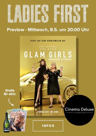 """Ladies First Preview: """"Glam Girls - Hinreisend Verdorben"""""""