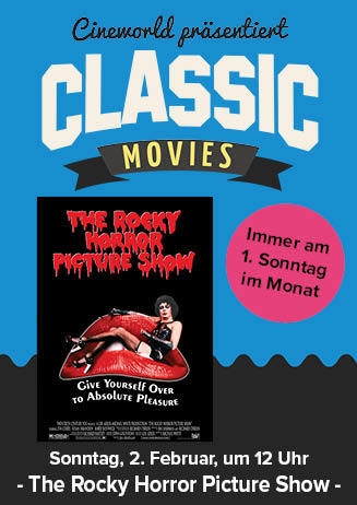 """200202 CM """"The Rocky Horror Picture Show"""""""