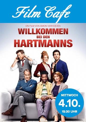 Filmcafé: Willkommen bei den Hartmanns