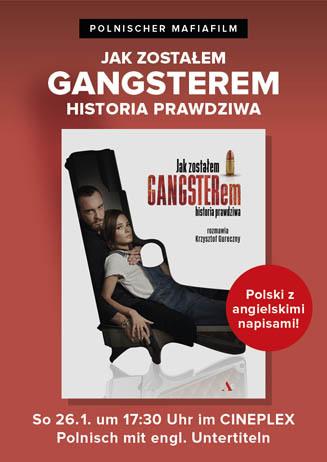 Polnischer Film: Jak zostalem gangsterem. Historia prawdziwa