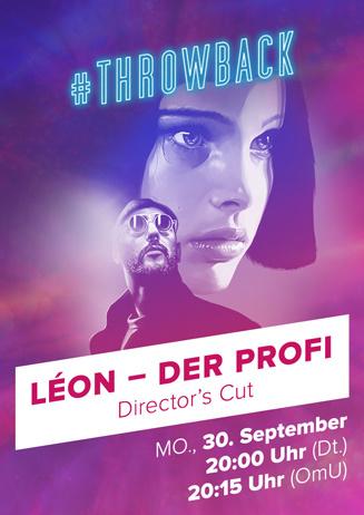 #THROWBACK: LÉON, DER PROFI – DIRECTOR'S CUT