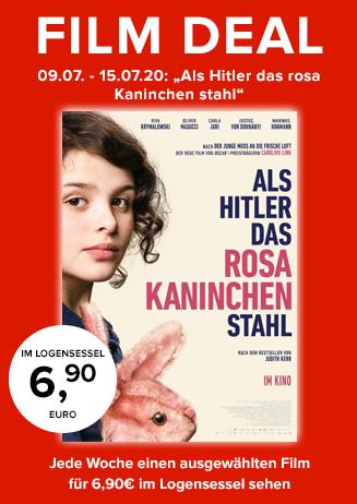 """Film Deal: """"Als Hitler das rosa Kaninchen stahl"""""""