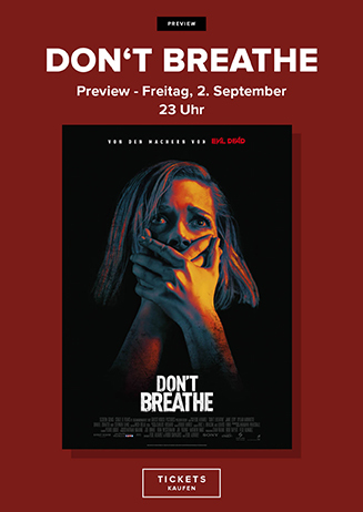 "160902 Preview ""Don't Breathe"""