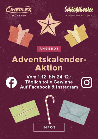 Adventskalender-Aktion