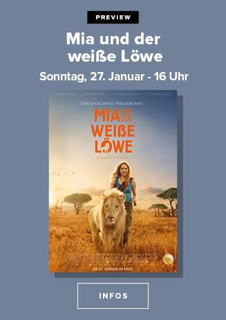"""190127 Preview """"Mia und der weiße Löwe"""""""