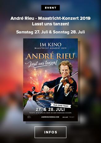 Klassik im Kino: André Rieu