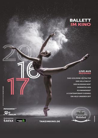 Bolshoi Ballett 2016/17: Ein Held unserer Zeit