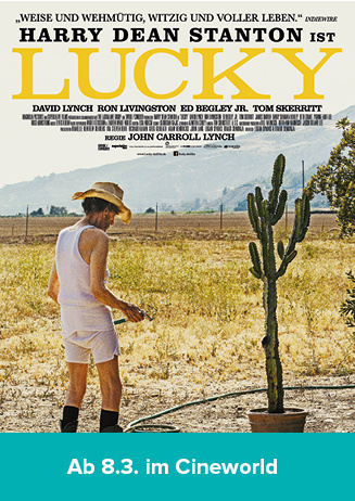 "180314 Filmstart ""Lucky"""