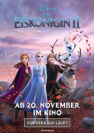 """Der Vorverkauf für  """" Die Eiskönigin 2 """" hat begonnen"""