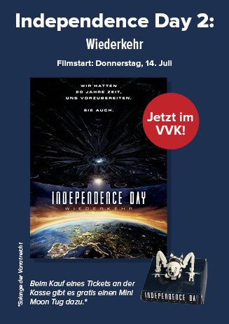 """160526 VVK """"Independence Day: Wiederkehr"""""""