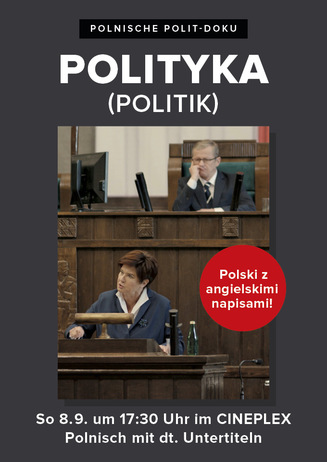 Polnischer Film: POLITYKA