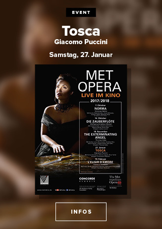 MET: Tosca (Puccini)