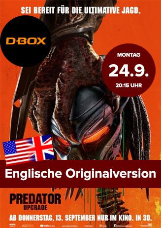 """Englische OV: """"Predator"""""""