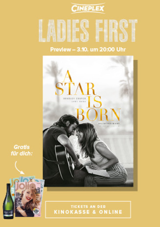 Ladies First: A Star is born