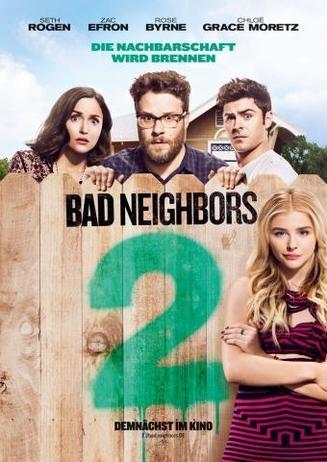 Vorpremiere Bad Neighbors 2