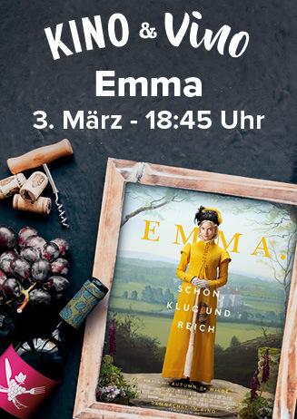 Kino & Vino: EMMA