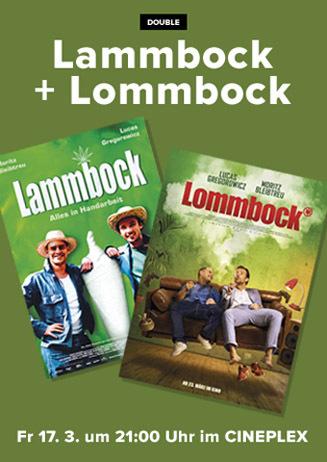 Doubel Lammbock 10.03