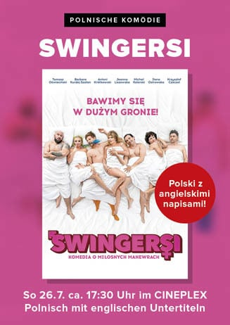 Polnische Komödie: SWINGERSI