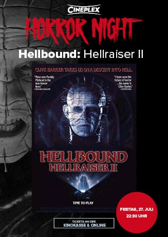 Cineplex Horror Night: Hellbound - Hellraiser II