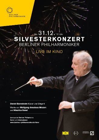Berliner Philharmoniker Silvesterkonzert 2018/19