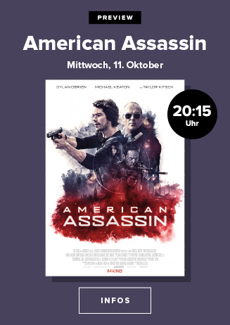 Preview: American Assassin