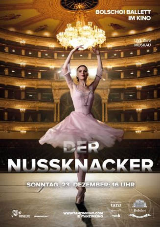 Bolschoi Ballett: DER NUSSKNACKER