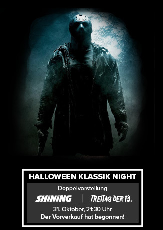 31.10. - Halloween Klassik Night