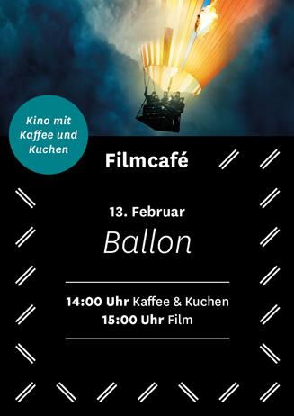 Filmcafé: Ballon