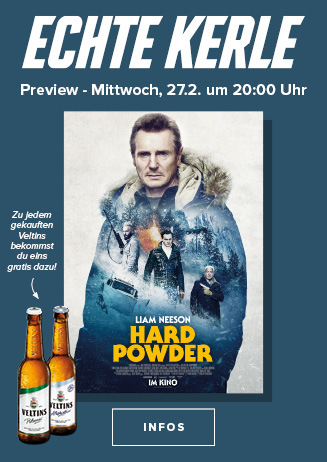 Echte Kerle Preview - Hard Powder