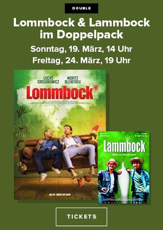 """170319+24 Doppel """"Lommbock"""""""